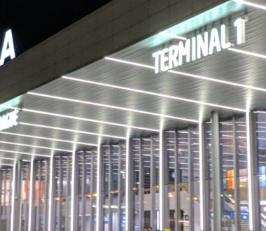 Letiště Praha v roce 2020 přesunuje některá odbavení z T1 na T2